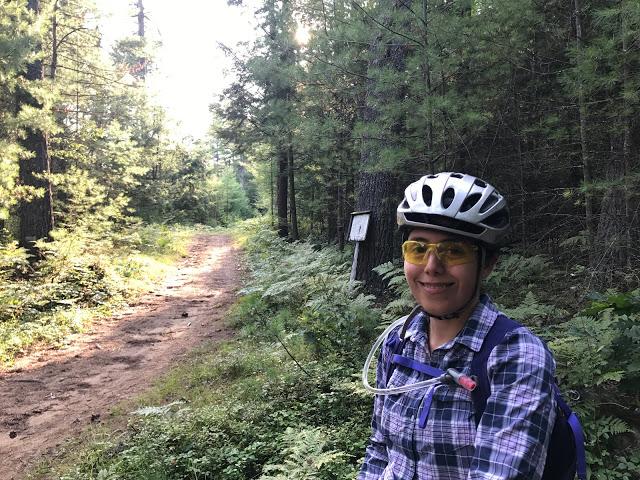 Bear Brook,NH trails
