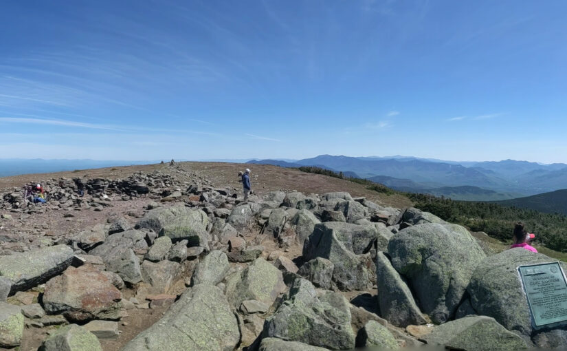 Mt Moosilauke via Glencliff Trail