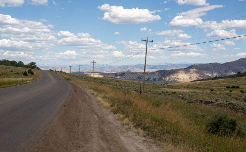 Colorado – Day 5: Scenic drive and sunset