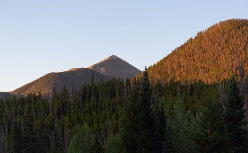 Colorado – Day 6: Walk around Mt Buffalo